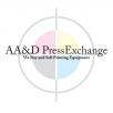 October 16th Printing Equipment Auction - Challenge, Heidelberg, Baum & More - AA&D Press Exchange - Fort Worth, TX
