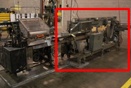 October 30th A-1 Enterprises Printing Equipment Auction