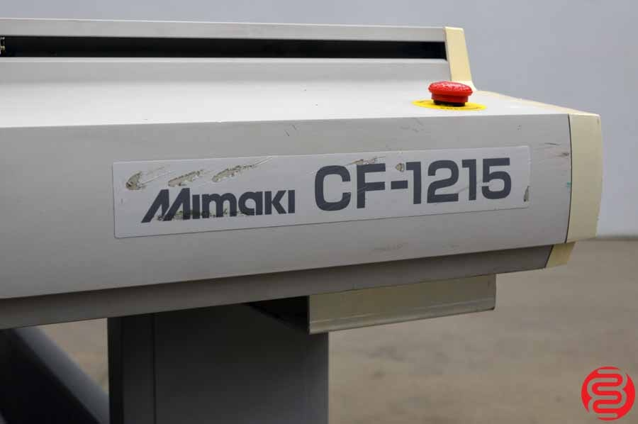 Mimaki CF-0907 Plotter Windows 8 X64 Treiber