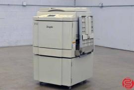 Lot #50: Duplo DP-460H Digital Press - WireBids